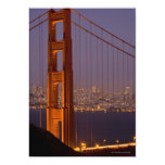 San Franciscos North Tower 13 Cm X 18 Cm Invitation Card