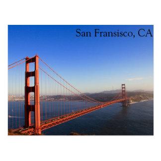 San Fransisco, CA Postcard