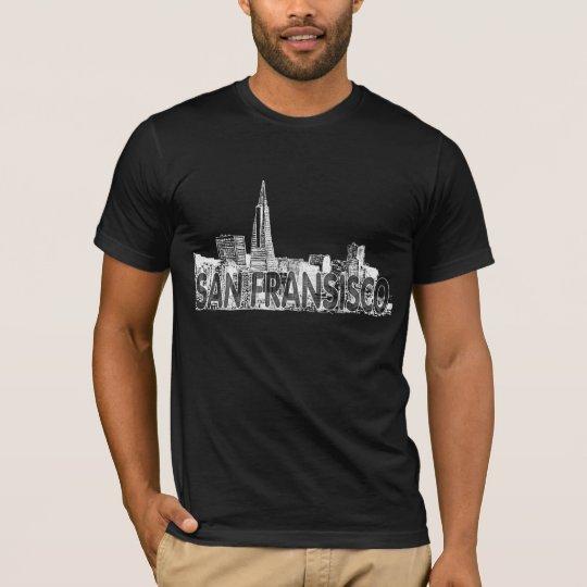 San Fransisco (dark ) T-Shirt
