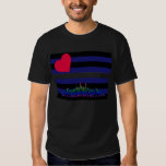 San Frantabulous Leather Pride Tee