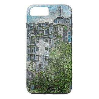 San Futurisco TwinPeaks favelas 2020 iPhone 7 Plus Case
