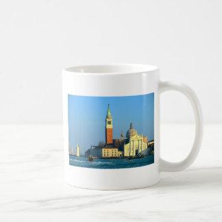 San Giorgio Church Basic White Mug