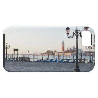 San Giorgio Maggiore viewed from Riva degli 2 iPhone 5 Cover