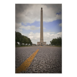 San Jacinto Monument Photograph