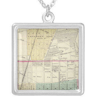 San Jose 2nd ward Silver Plated Necklace