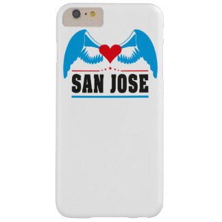 San Jose Barely There iPhone 6 Plus Case