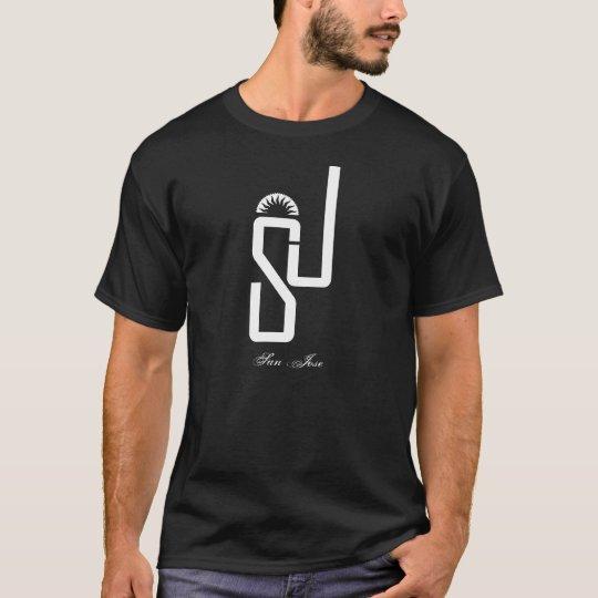 San Jose Basic Dark T-Shirt
