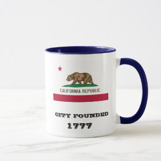San Jose* California Mug