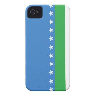 san jose city flag costa rica town iPhone 4 Case-Mate case