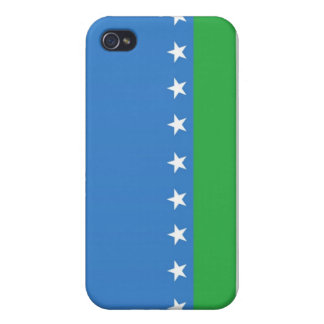 san jose city flag costa rica town iPhone 4 covers