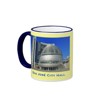 San José* City Hall Coffee Mug
