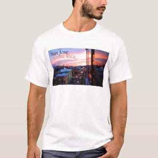 San Jose Costa Rica Sunset T-Shirt