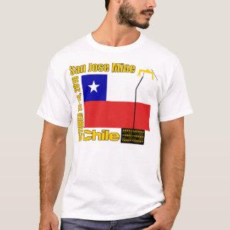 San Jose Mine, Chile Miner Rescue - T-Shirt