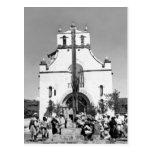 San Juan Chamula, Chiapas, Mexico Postcard