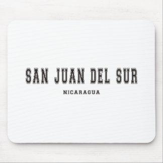San Juan del Sur Nicaragua Mouse Pad