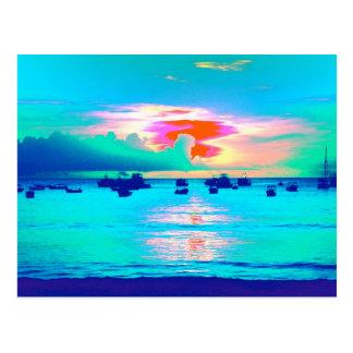 """San Juan Del Sur Nicaragua"" Postcard"