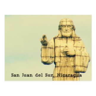 San Juan del Sur, Nicaragua Postcard