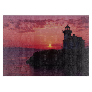 San Juan Island, Lime Kiln Lighthouse Cutting Board