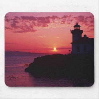 San Juan Island, Lime Kiln Lighthouse Mouse Mat