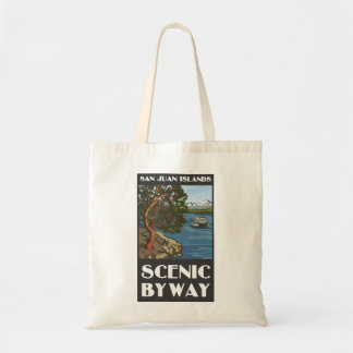 San Juan Islands Scenic Byway Budget Bag