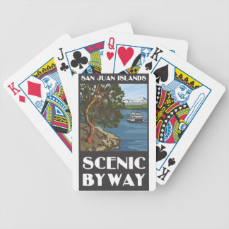 San Juan Islands Scenic Byway Playing Cards