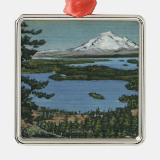 San Juan Islands, Washington 2 Christmas Ornament