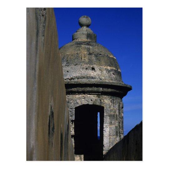 San Juan Puerto Postcard