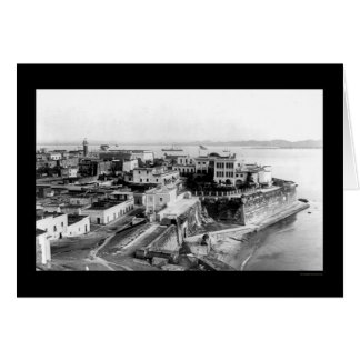 San Juan, Puerto Rico 1905 Card