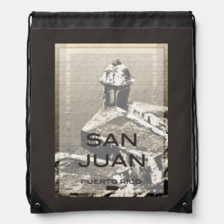 San Juan Puerto Rico Backpack