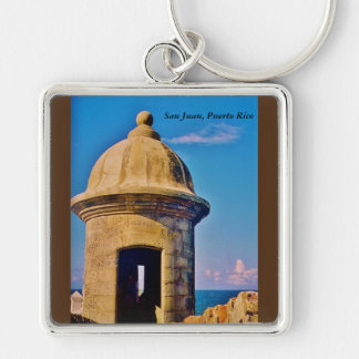 San Juan, Puerto Rico Key Ring