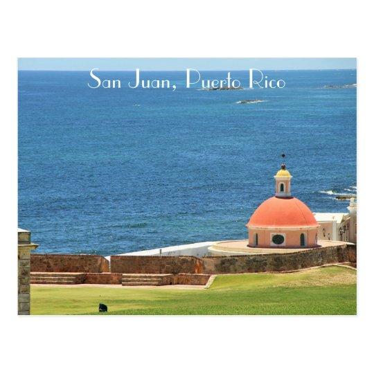 San Juan, Puerto Rico, photography, Caribbean Postcard