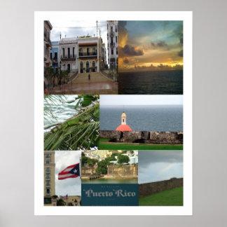 San Juan, Puerto Rico Poster