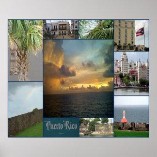 San Juan, Puerto Rico Print