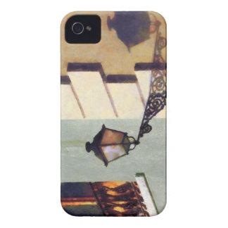 San Juan Street Lamp iPhone 4 Cover