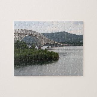 San Juanico Bridge Jigsaw Puzzle