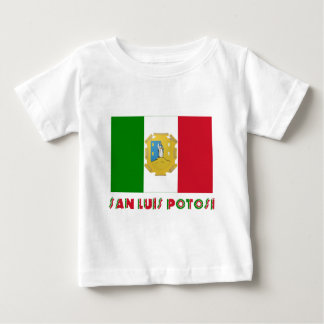 San Luis Potosí Unofficial Flag Tshirts
