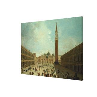 San Marco, Venice Canvas Print