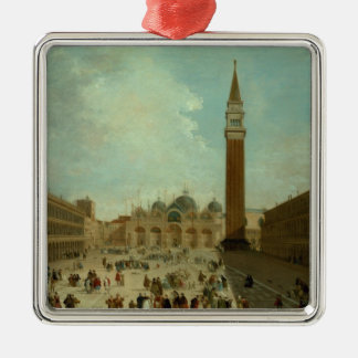 San Marco, Venice Christmas Ornament