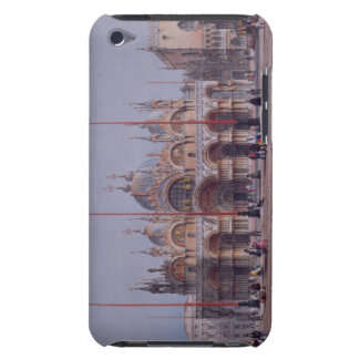San Marco, Venice, engraved by Brizeghel (litho) Barely There iPod Covers