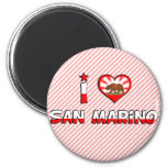 San Marino, CA Magnet