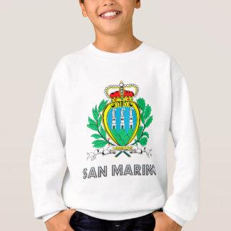 San Marino Coat of Arms Sweatshirt