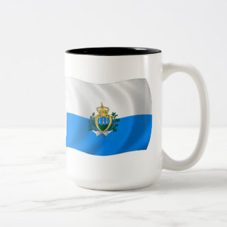 San Marino Flag Mug