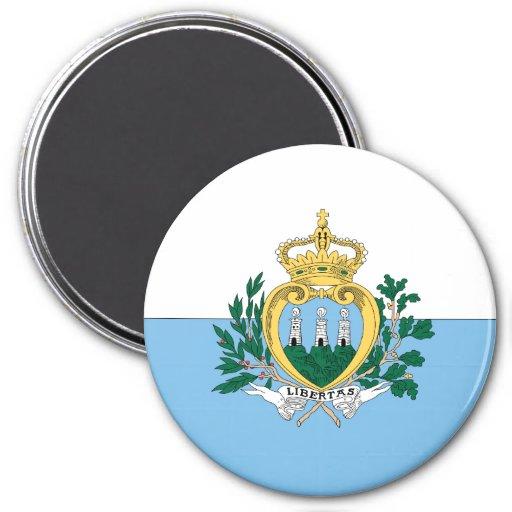 San Marino Refrigerator Magnet