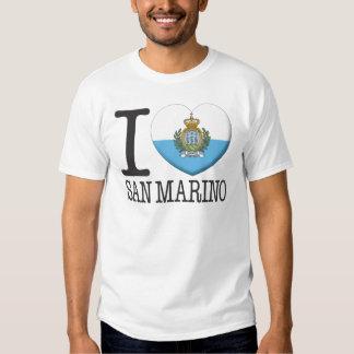 San Marino Tshirt