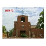 San Miguel Chapel Postcard