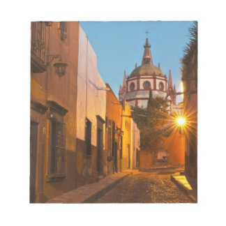 San Miguel de Allende, Mexico. Credit as: Nancy Notepad