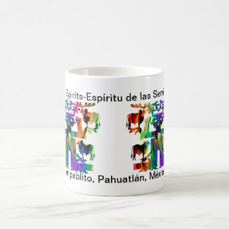 SAN PABLITO PUEBLA SEED SPIRITS CEBU CUTOMIZABLE BASIC WHITE MUG
