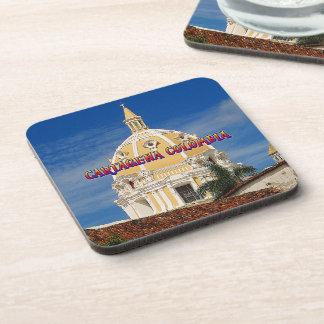 San Pedro Cathedral Cartagena Coasters