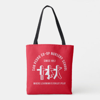 San Pedro Co-Op Nursery School Tote Bag