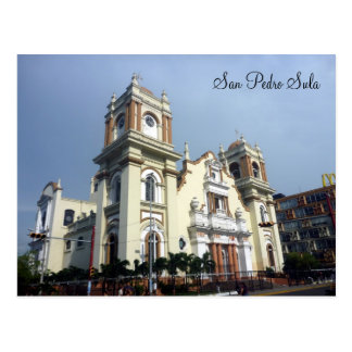san pedro sula post cards